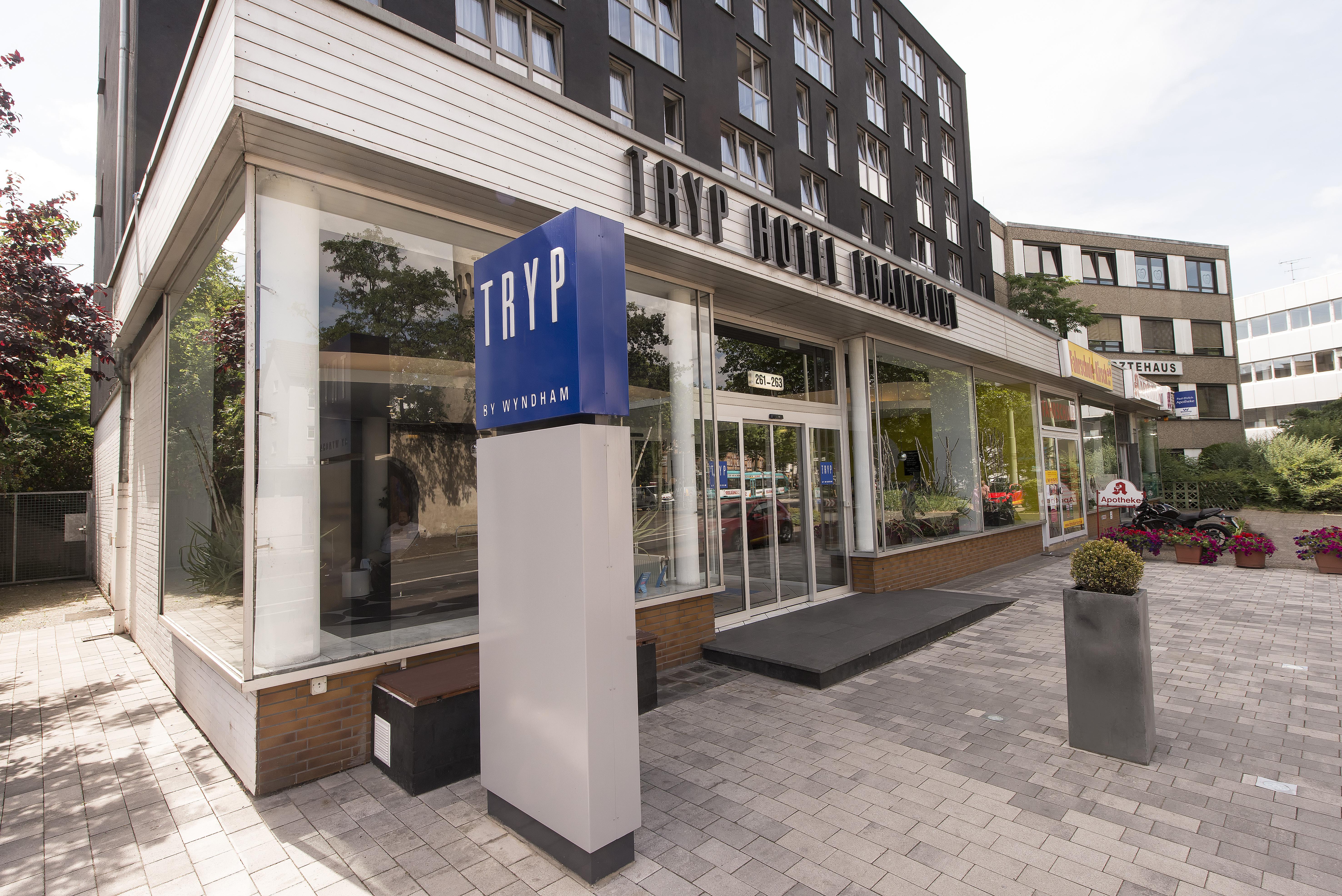 Hotel Frankfurt Main Tryp By Wyndham Frankfurt Hotel