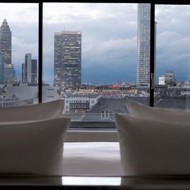 Hotelgutschein Frankfurt 350 Wyndham Grand Hotel Frankfurt